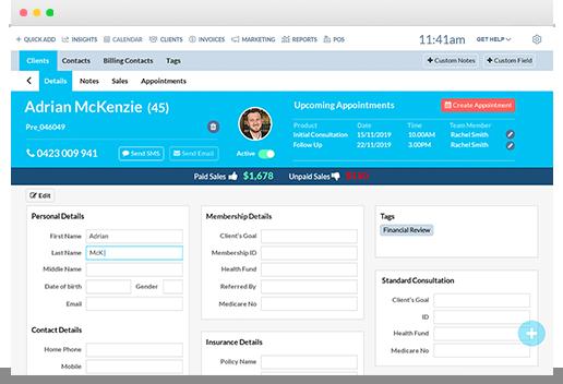 health practice software